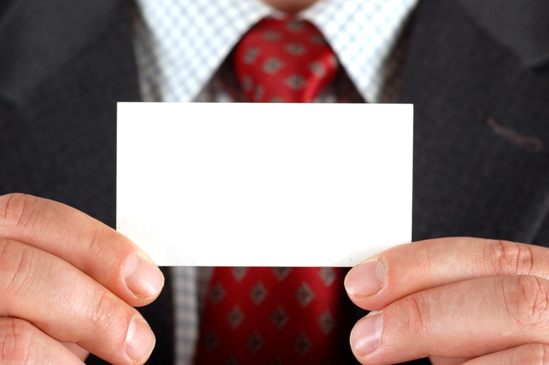 Business Card Function